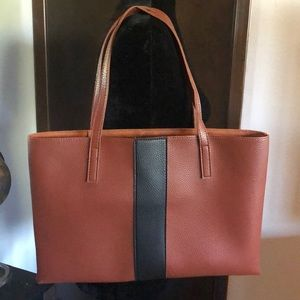 Vince Camuto beautiful leather satchel